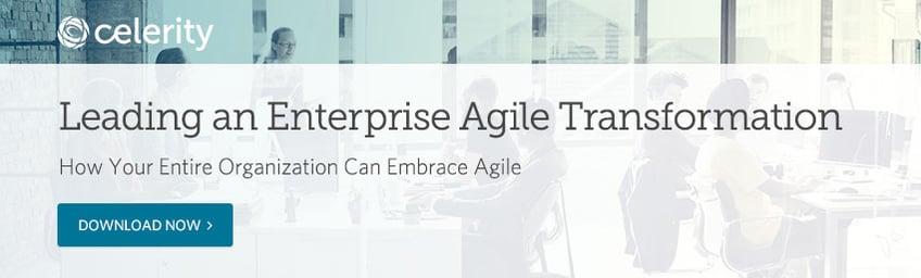 eBook: Leading an Agile Transformation