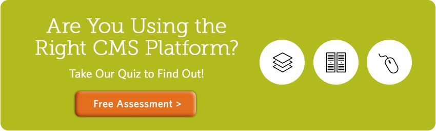 CMS Platform Selection